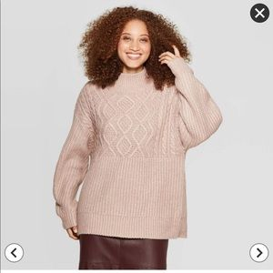 A new day target oversized sweater
